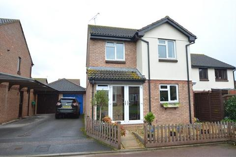 4 bedroom detached house for sale - Chapple Close, Exeter