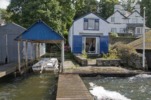 Property for sale - Wet Dock, Garage and Premises, Storrs Park, Bowness On Windermere, Cumbria, LA23 3LB