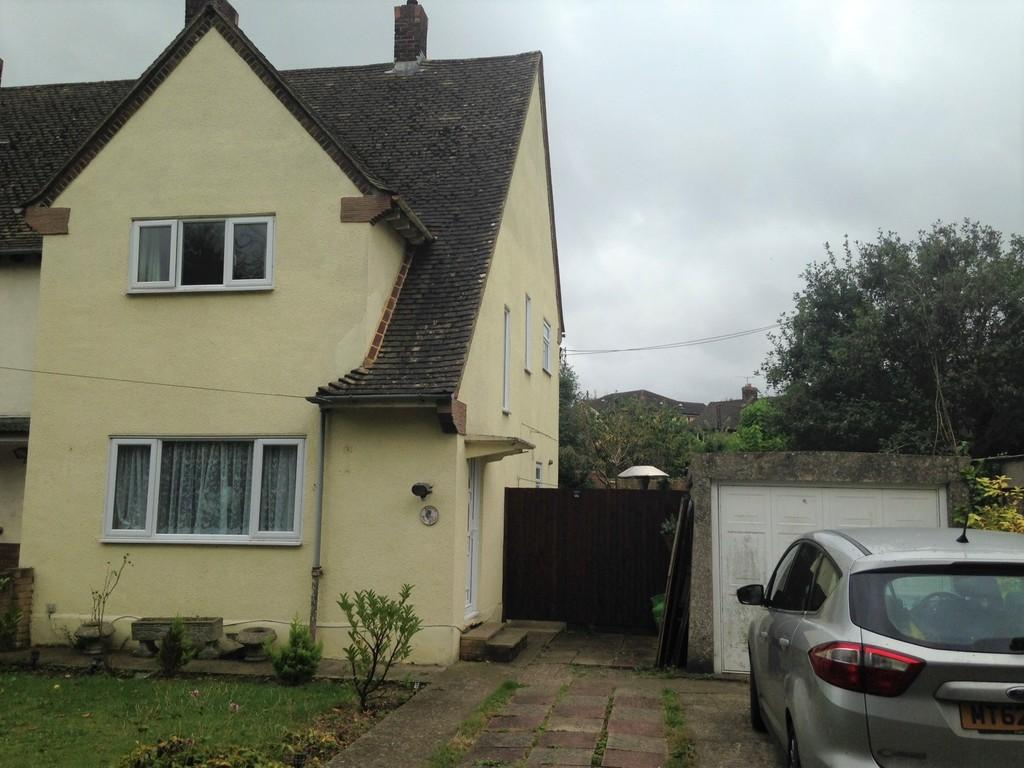 3 Bedrooms End Of Terrace House for sale in The Street, Upper Halling