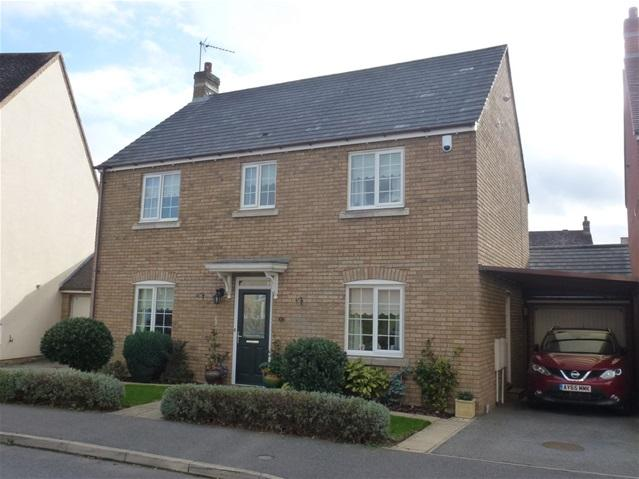 4 Bedrooms Detached House for sale in Magnolia Drive, Rendlesham, Woodbridge
