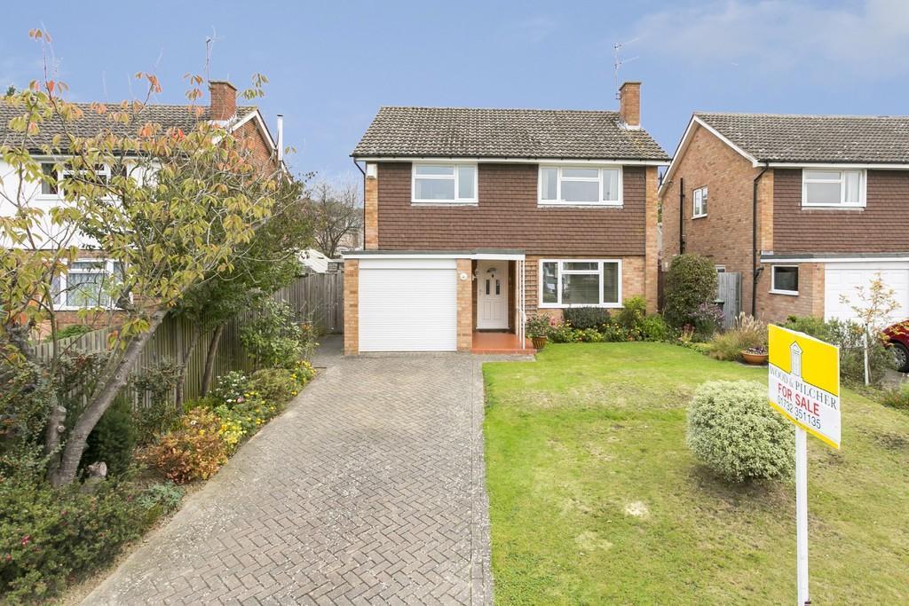 4 Bedrooms Detached House for sale in Tonbridge