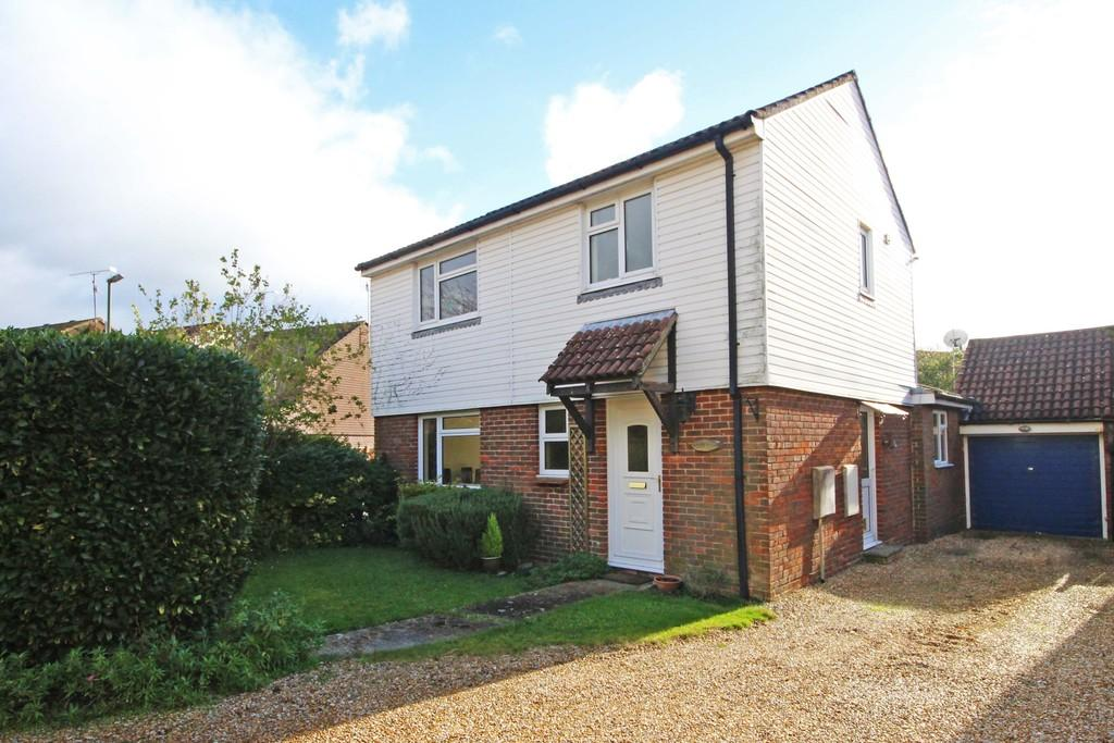 3 Bedrooms Detached House for sale in Mimmack Close, Steyning