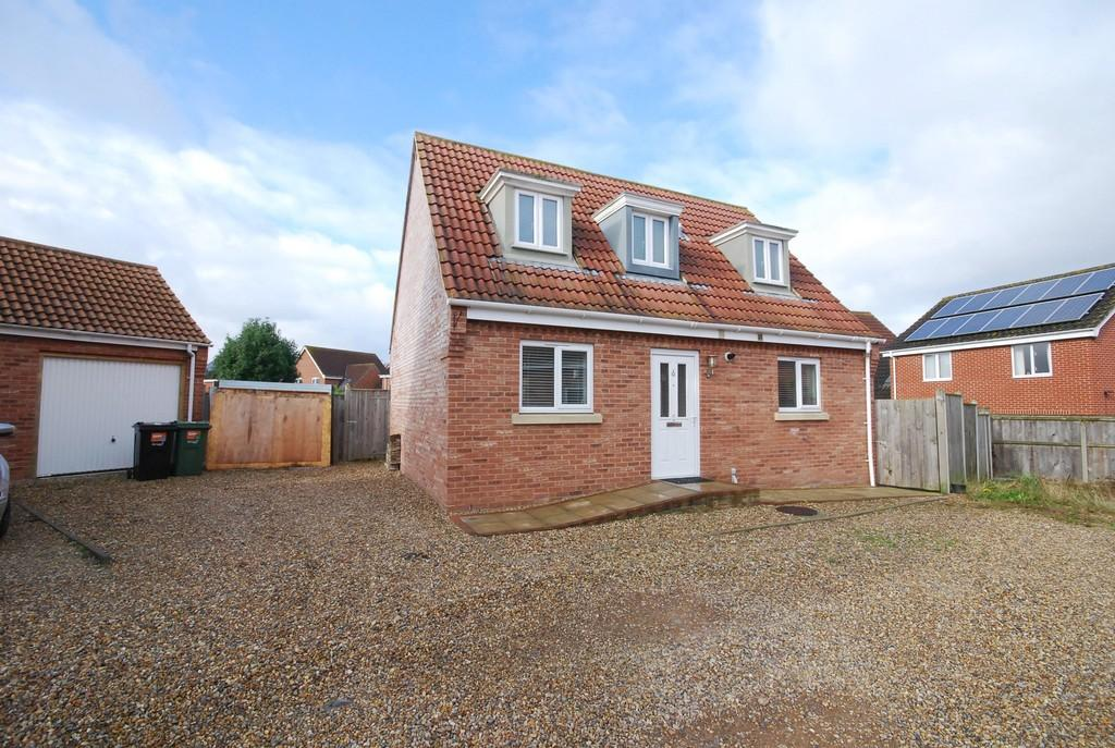 4 Bedrooms Detached House for sale in Clere Close, Wymondham