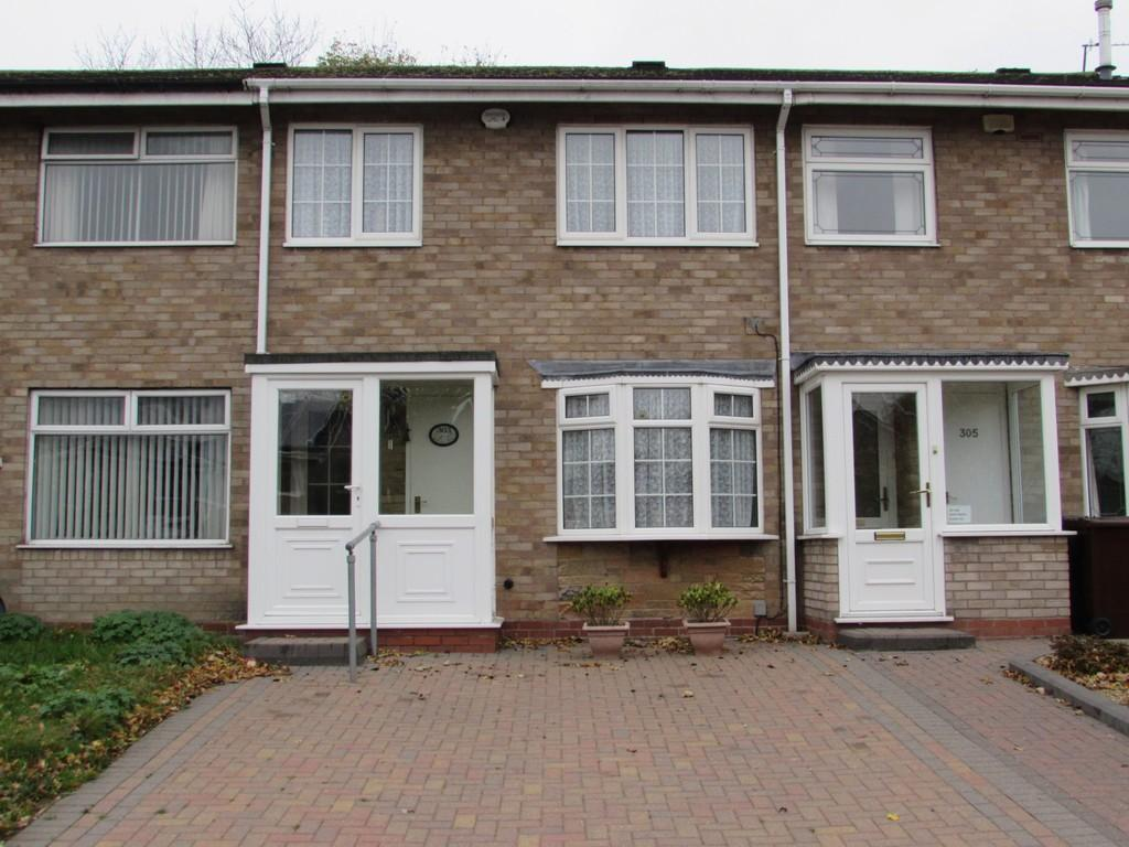 3 Bedrooms Terraced House for sale in Rowood Drive, Solihull