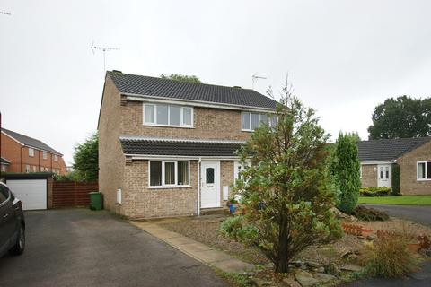 2 bedroom semi-detached house for sale - Wydale Road, York, YO10