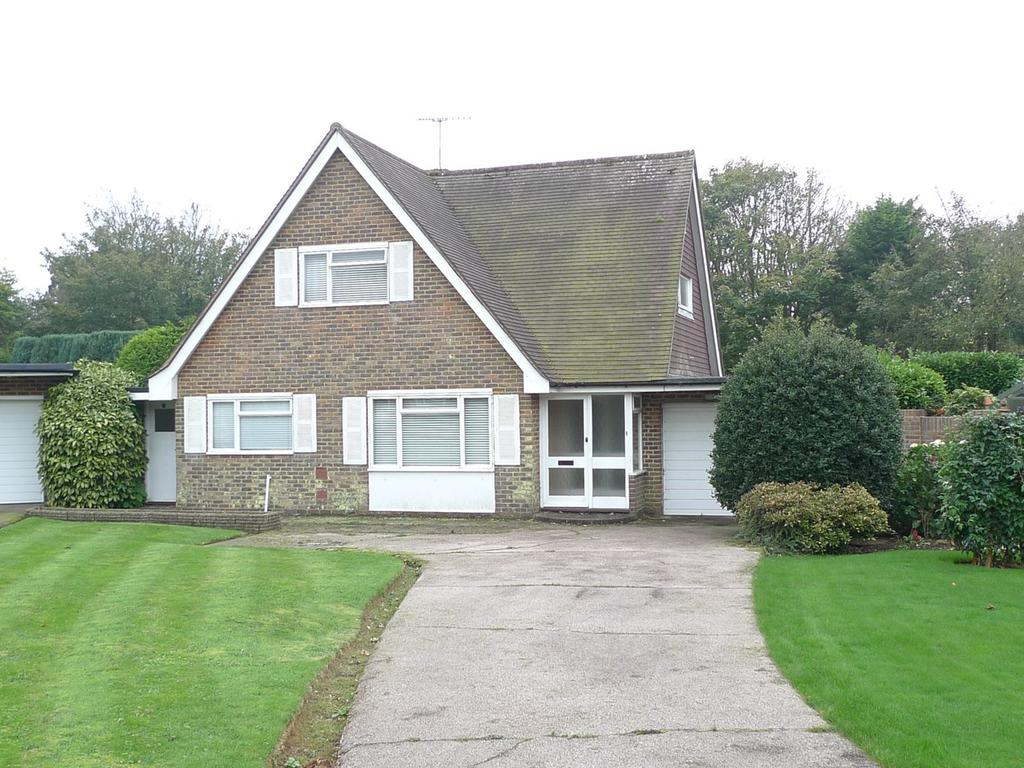 3 Bedrooms Chalet House for sale in The Outlook, Friston, Eastbourne, BN20