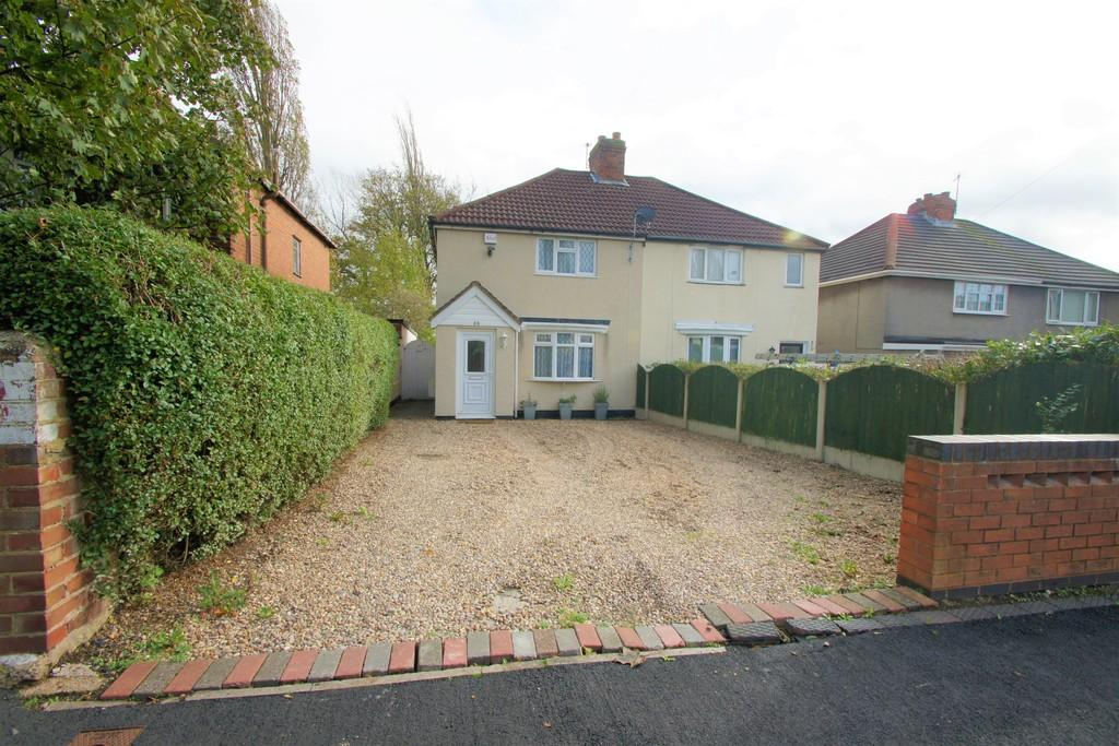 2 Bedrooms Semi Detached House for sale in Huntington Terrace Road, Cannock