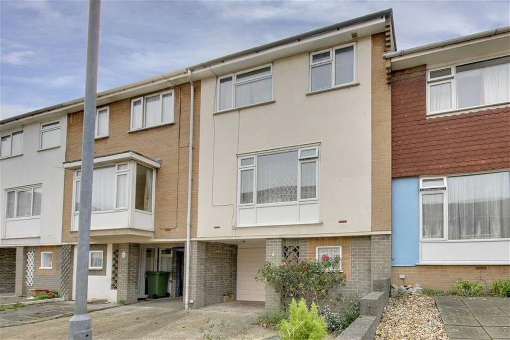 3 Bedrooms Terraced House for sale in Cloisters, Church Hill, Newhaven