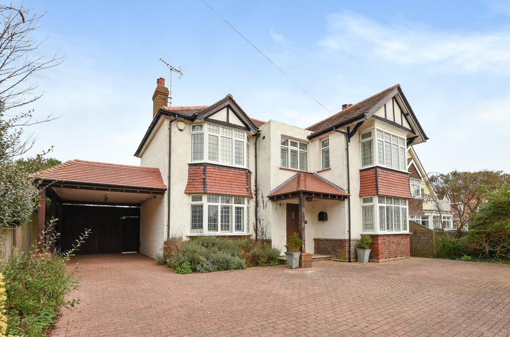 3 Bedrooms Detached House for sale in Limmer Lane, Felpham, Bognor Regis, PO22