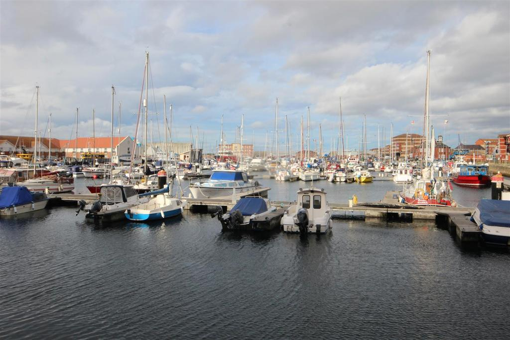 2 Bedrooms Apartment Flat for sale in Merchant House, Marina, Hartlepool