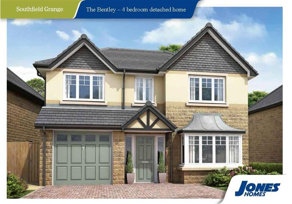 4 Bedrooms Detached House for sale in Southfield Grange, New Mill, Holmfirth, HD9