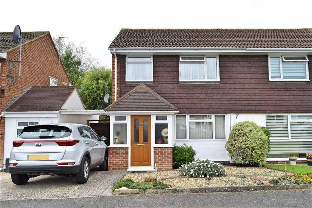 3 Bedrooms Semi Detached House for sale in Brookfield, Kemsing, TN15