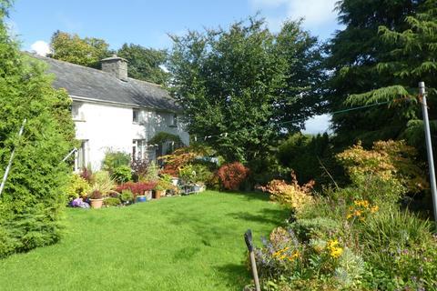 5 bedroom property with land for sale - Rhosygarth, Llanilar, Aberystwyth