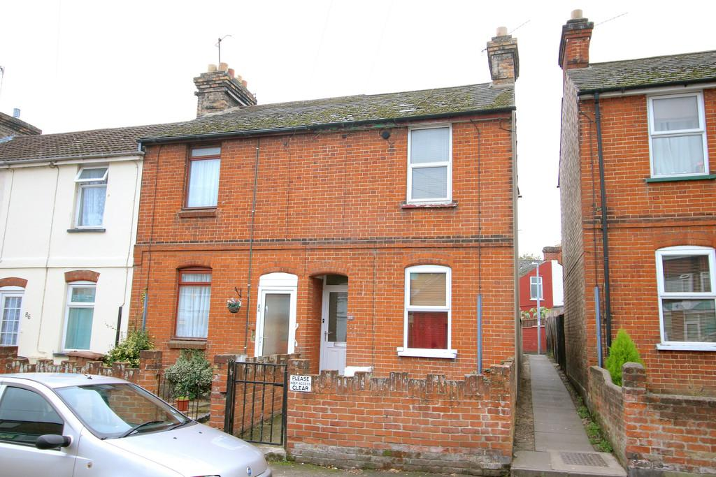 3 Bedrooms End Of Terrace House for sale in Austin Street, Ipswich