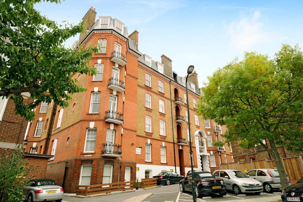 1 Bedroom Flat for sale in Inglewood Road, West Hampstead