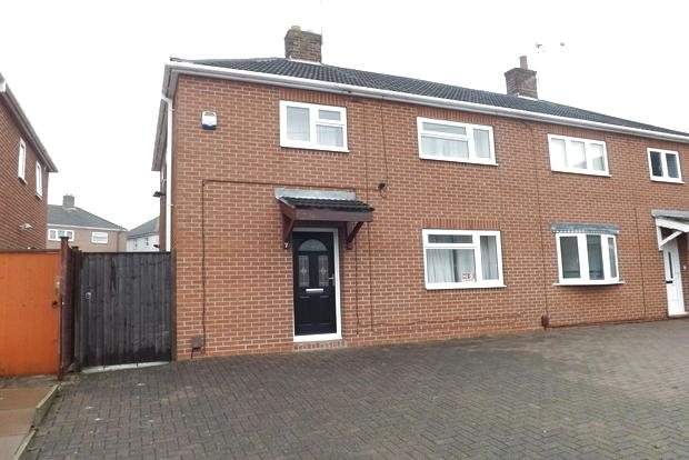 3 Bedrooms Semi Detached House for sale in Orchard Grove, Arnold, Nottingham, NG5