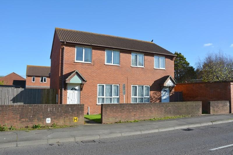2 Bedrooms Semi Detached House for sale in Berrow Road, Burnham-On-Sea