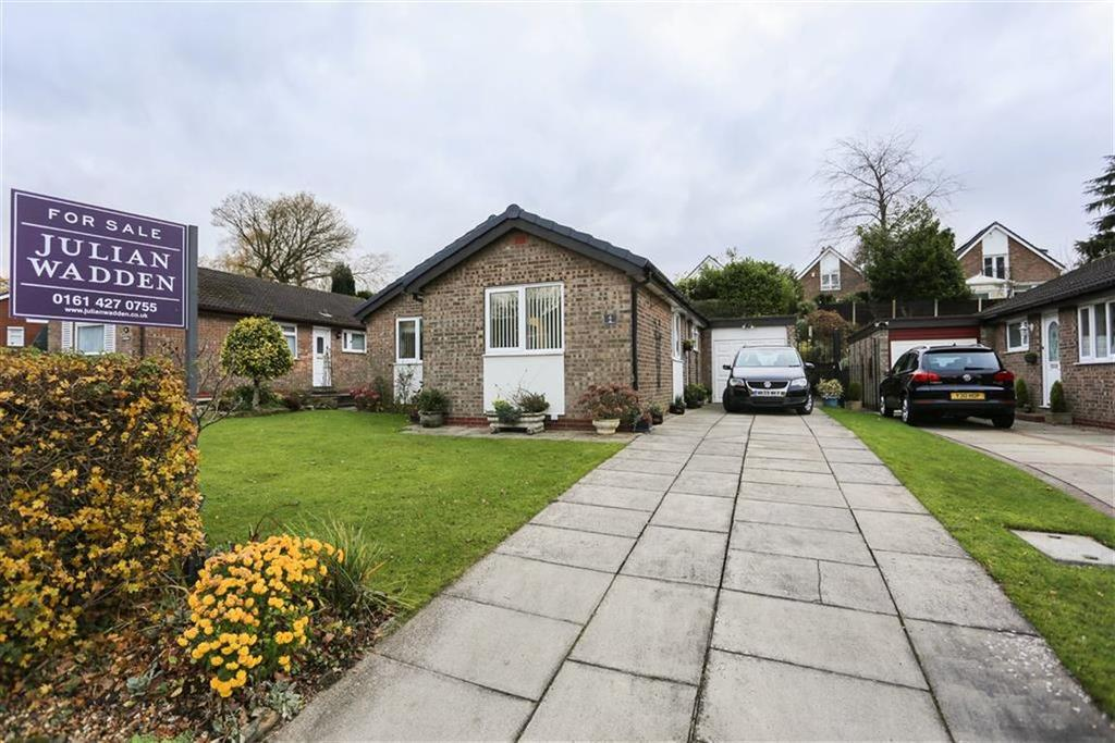 3 Bedrooms Detached Bungalow for sale in Leighton Drive, Marple Bridge, Cheshire