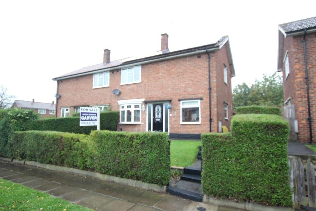 3 Bedrooms Semi Detached House for sale in Dunelm Walk, Darlington