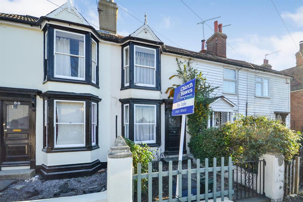 2 Bedrooms Cottage House for sale in Station Road, Burnham-on-Crouch