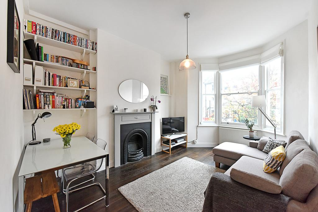 2 Bedrooms Flat for sale in Huddleston Road, Tufnell Park, London