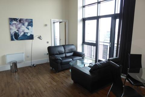 2 bedroom penthouse to rent - Brindley House, Newhall Street, Birmingham B3