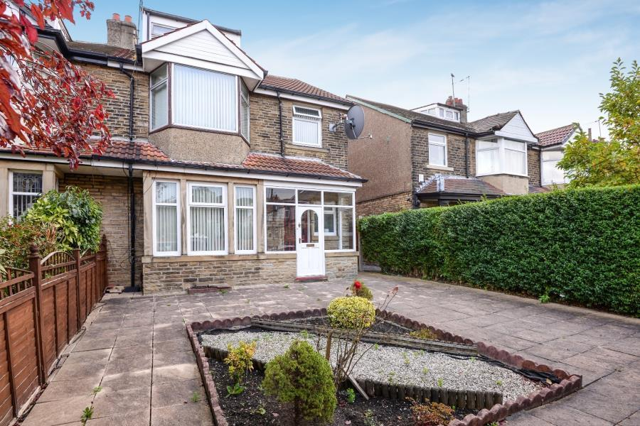 5 Bedrooms Semi Detached House for sale in GROVE ROAD, SHIPLEY, BD18 3BE