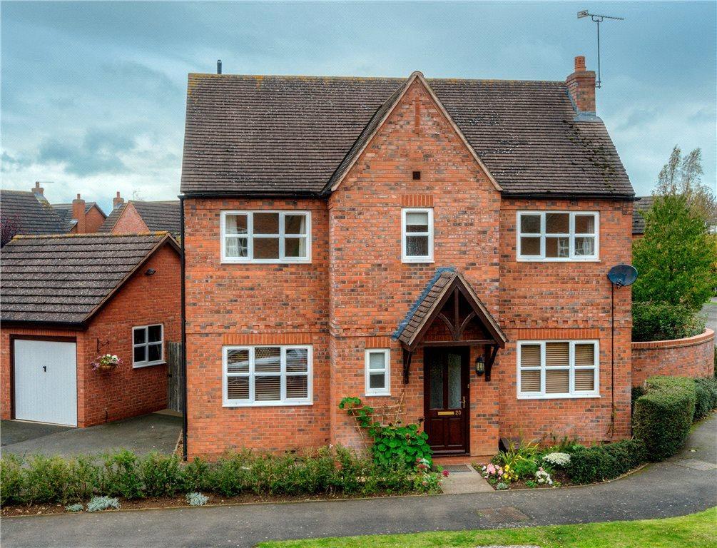 5 Bedrooms Detached House for sale in Hopkins Way, Wellesbourne, Warwick, CV35