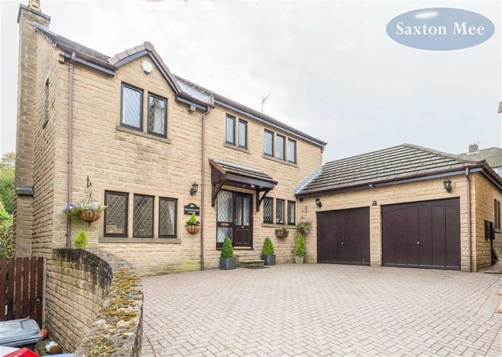 4 Bedrooms Detached House for sale in Hawksley Rise, Oughtibridge, Sheffield, South Yorkshire, S35