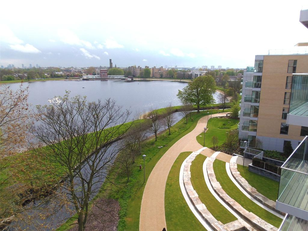 2 Bedrooms Flat for sale in Parkhouse Apartments, Woodberry Grove, London, N4