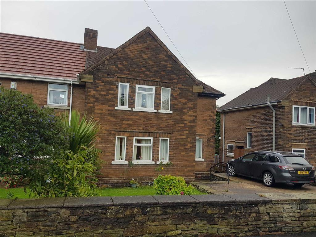 4 Bedrooms End Of Terrace House for sale in Glebelands Road, Stocksbridge, Sheffield, S36