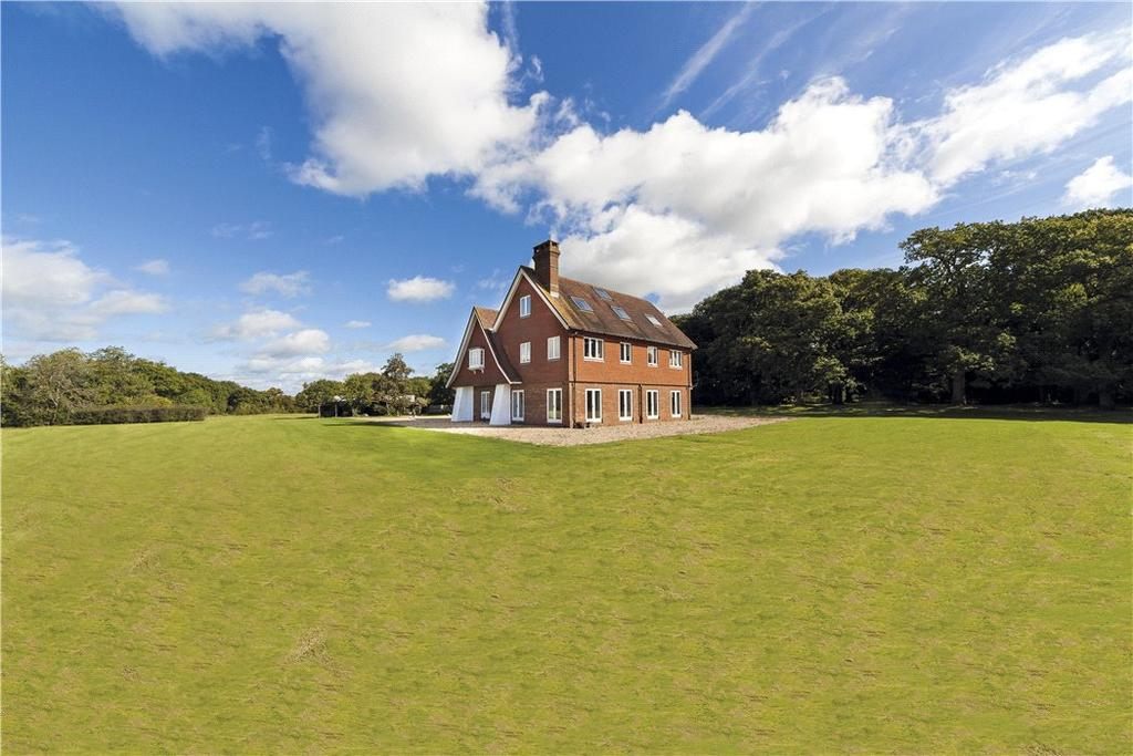 6 Bedrooms Farm House Character Property for sale in Hurst Hill, Rusper, Horsham, West Sussex, RH12