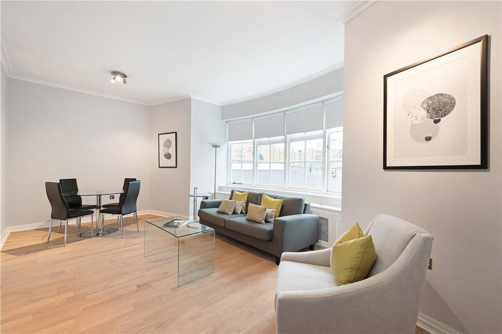 1 Bedroom Flat for sale in Great Cumberland Place, Marylebone, London, W1H