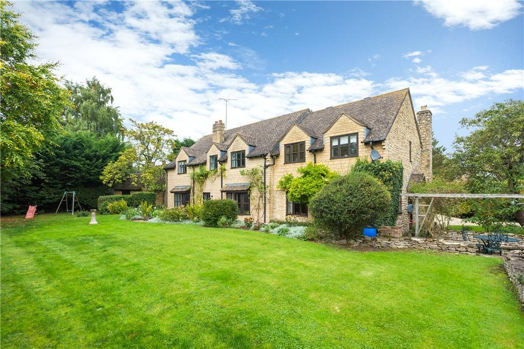 6 Bedrooms Detached House for sale in High Street, Standlake, Witney, Oxfordshire, OX29