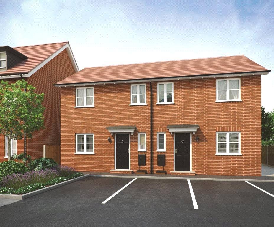 3 Bedrooms Terraced House for sale in PLOT 103 RIBBLE PHASE 3, Navigation Point, Cinder Lane, Castleford
