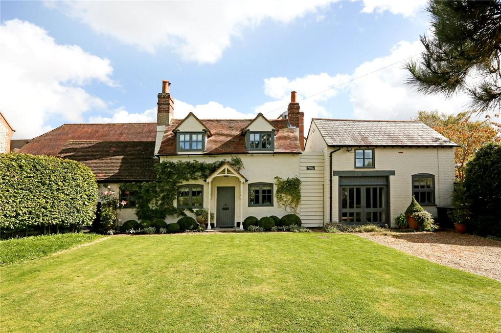 3 Bedrooms Detached House for sale in Mill Road, Nettlebed, Henley-on-Thames, Oxfordshire, RG9