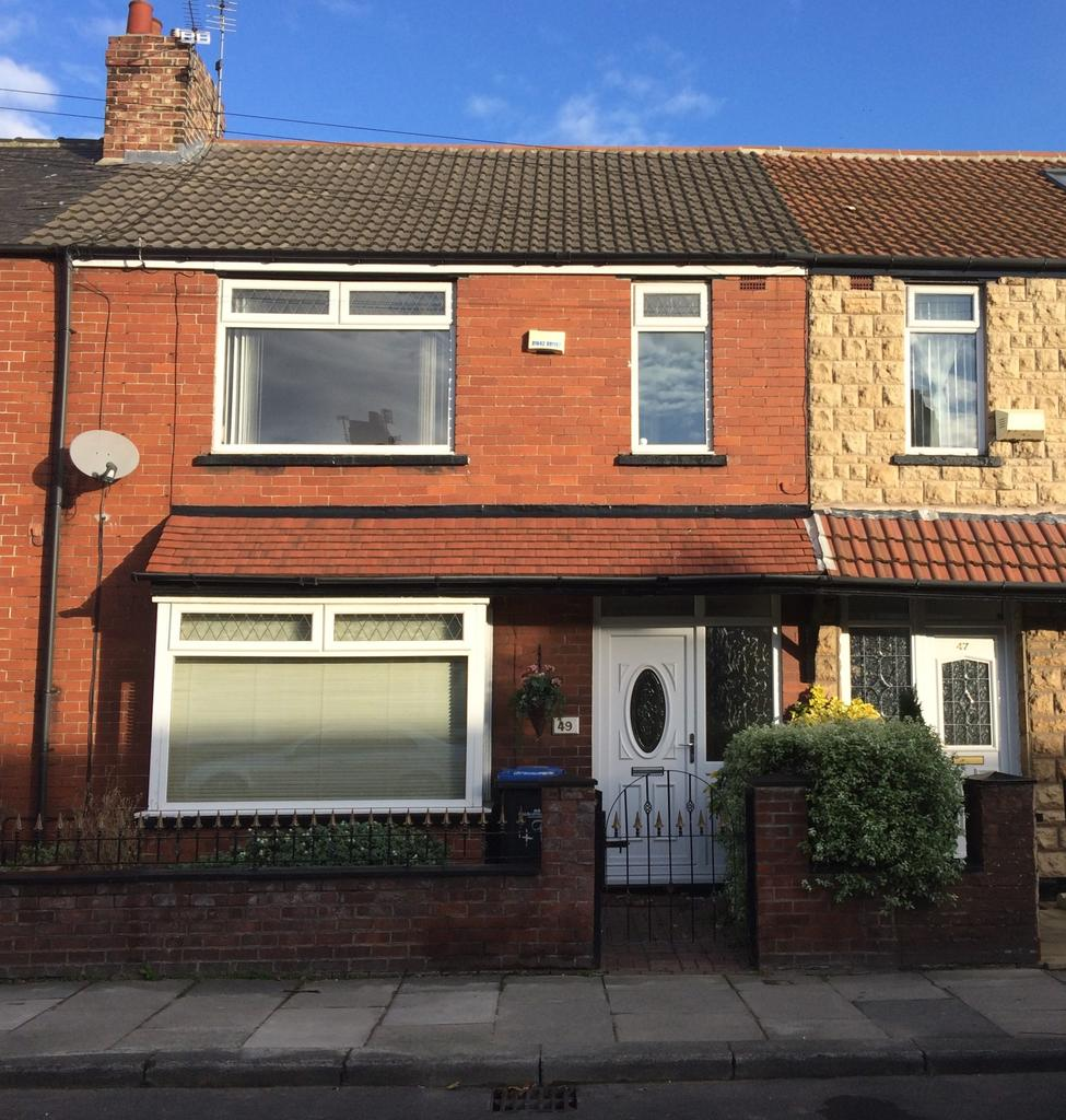 3 Bedrooms Terraced House for rent in Linthorpe, Middlesbrough TS5