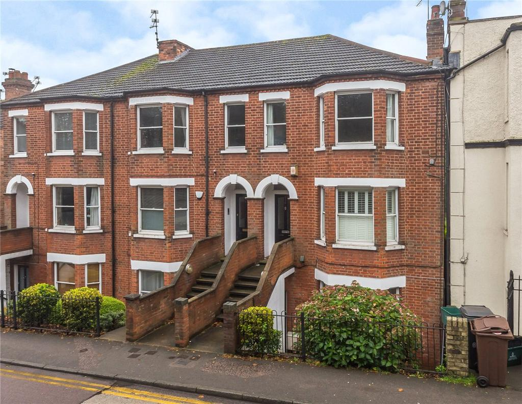 2 Bedrooms Flat for sale in Hatfield Road, St. Albans, Hertfordshire