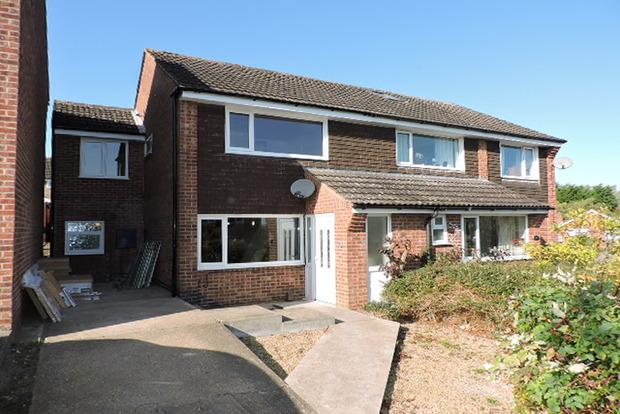 3 Bedrooms Semi Detached House for sale in Lowesby Close, Melton Mowbray, LE13