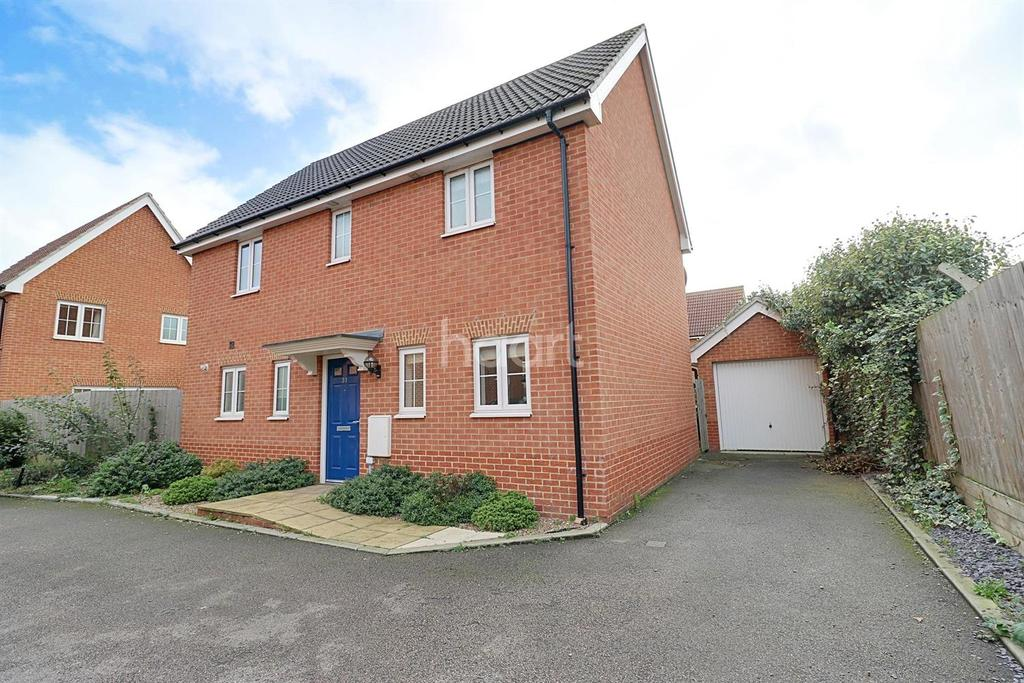 3 Bedrooms Detached House for sale in Panyers Gardens