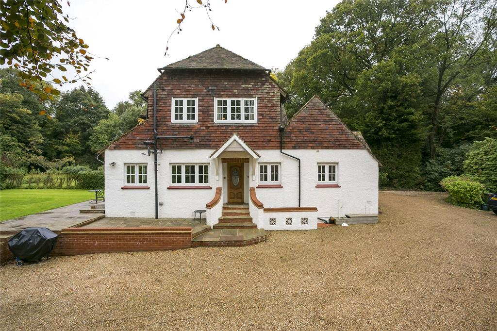 4 Bedrooms House for sale in Beacon Shaw, Tatsfield, Westerham, Kent