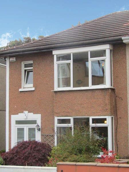 3 Bedrooms Semi-detached Villa House for sale in 123 Randolph Drive, Clarkston, Glasgow, G76 8AS