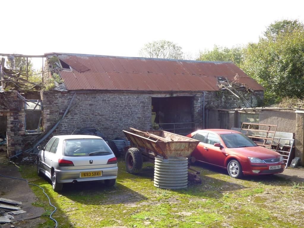 3 Bedrooms Barn Conversion Character Property for sale in Frithelstock, Torrington