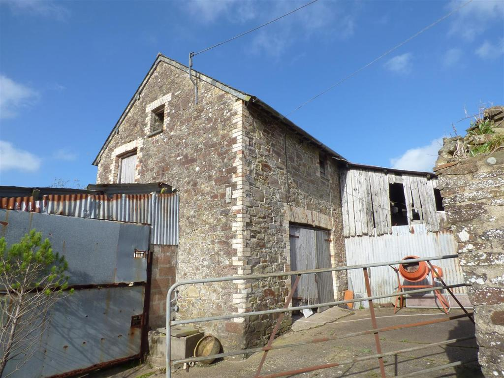 2 Bedrooms Barn Conversion Character Property for sale in Frithelstock, Torrington