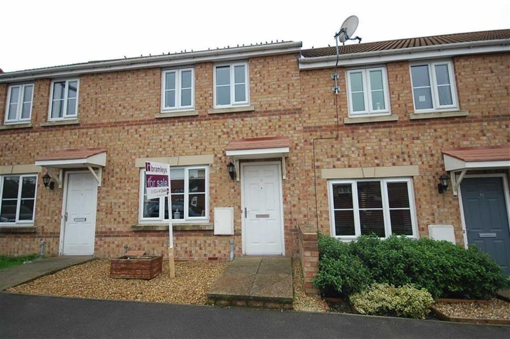 3 Bedrooms Terraced House for sale in Walton Heights, Liversedge, WF15