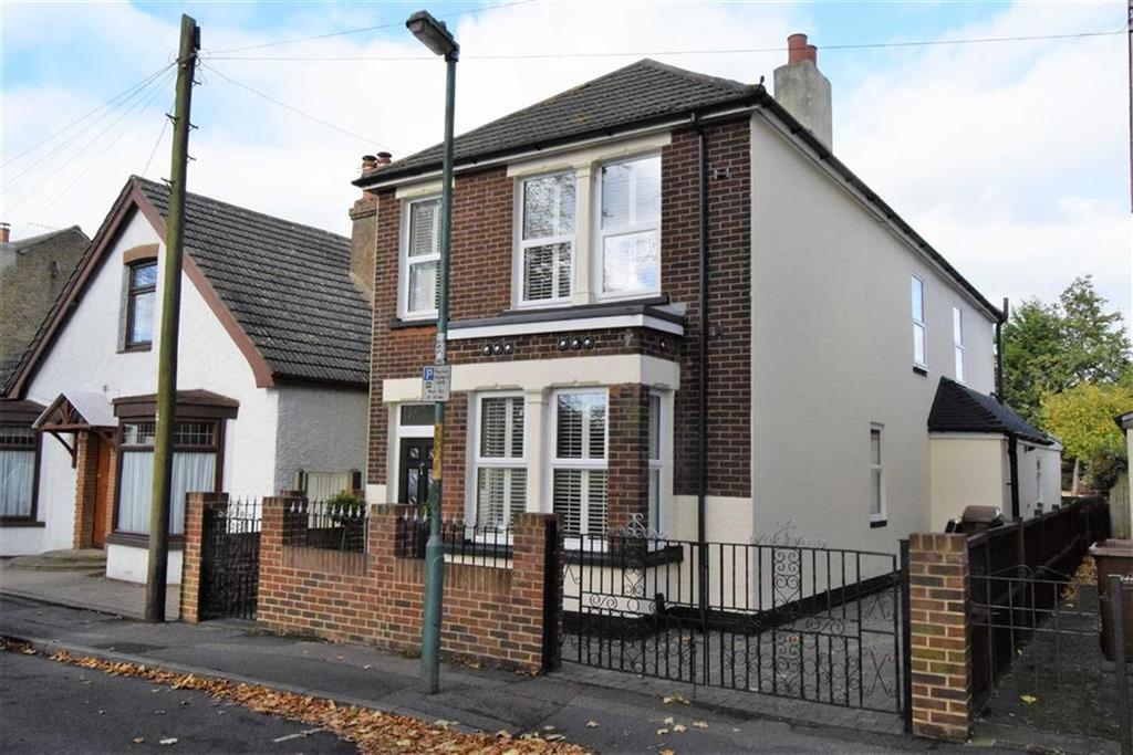 4 Bedrooms Detached House for sale in Wakeley Road, Rainham, Kent, ME8