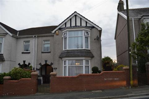4 bedroom semi-detached house for sale - Carnglas Road, Swansea, SA2
