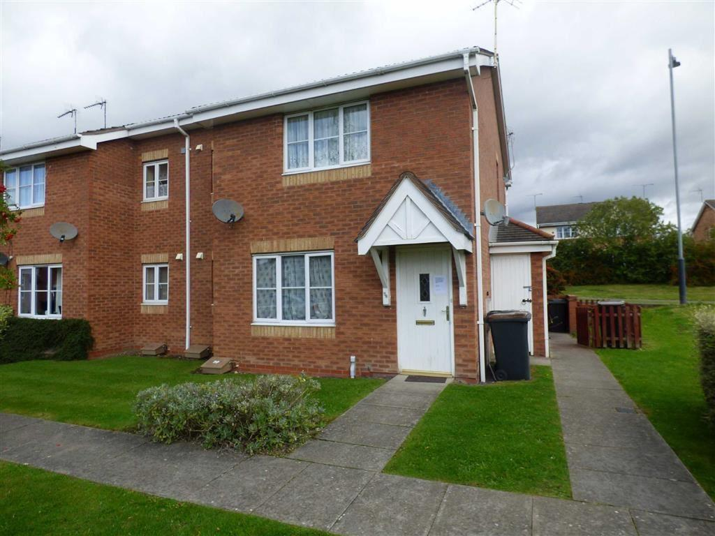 1 Bedroom Flat for sale in Canalside, Coventry