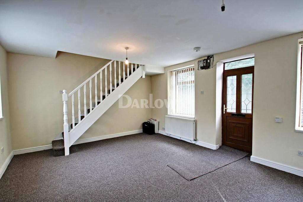 2 Bedrooms End Of Terrace House for sale in Glantaff Road, Troedyrhiw