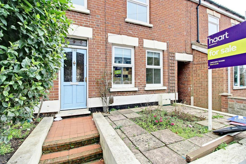 3 Bedrooms Terraced House for sale in Sprowston Road, Norwich